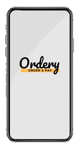 Ordery Table Service Mobile Logo For Pubsand App Takeaway